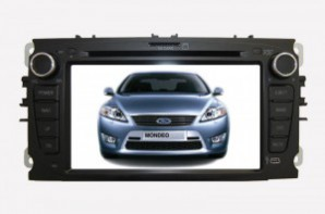 Автомагнитола Trinity ms-fm1000 Black Ford Focus2/Mondeo