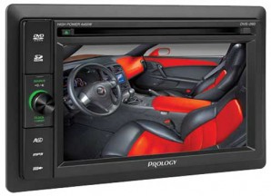 Автомагнитола Prology DVS-260