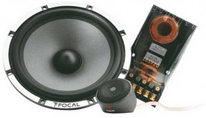 Focal Perfomance P 165VT20