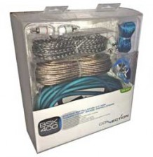 BSK 400.1 Amplifier kit 400W 8AWG   Connection