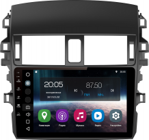 TOYOTA Corolla 2007-2012 FarCar V063R S200 Android 8