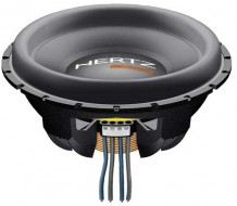 Сабвуфер Hertz MG 15 BASS 2x1.0