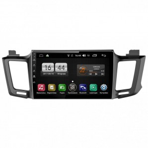 TOYOTA Rav-4 2013+  FarCar L468R S175   Android